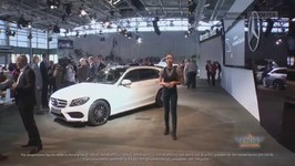2015 Mercedes-Benz C-Class Estate Overview