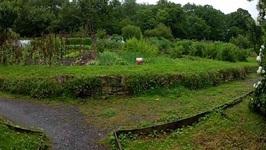 POV Relaxation Meditation Walk - Secret Garden with Narration
