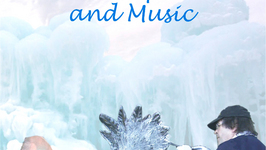 Switzerland: Ice Sculpture and Music