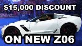 15,000 Discount On New Z06