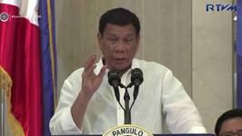2016 PH-US War Games Will Be The Last  Duterte