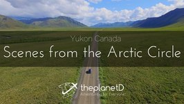 Scenes From the Arctic - Yukon Canada DJI Phantom 3 Drone