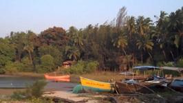 33 Enjoying Palolem Beach, India