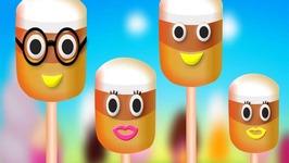 Candy Corn Lollipop Finger Family Songs  Cake Pop Finger Family Songs for Children  Finger Family