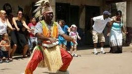Tam Tam's of Congo perform at Walt Disney World's Animal Kingdom  -in HD