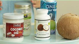 Coconut Oil for Skin and Multiple Beauty Applications