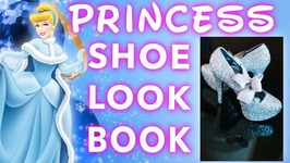 Disney Princess Shoe Style Lookbook - Cinderella, Tiana, Belle and More