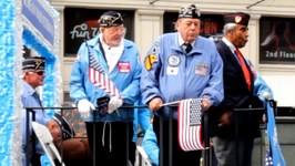 Americans Salute Military Heroes on Veterans Day