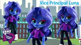 Vice Principal Princess Luna Custom Doll From My Little Pony Equestria Girls Minis Tutorial