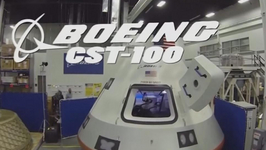 NASA picks Boeing and SpaceX to built US spacecrafts