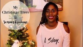 Christmas Tree and Greetings