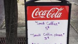 A Cafe in Virginia Appears to Offer Discounts for Good Manners