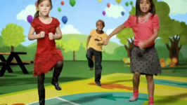 Shake Your Body Down - The Laurie Berkner Band