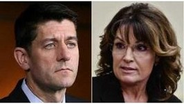 Sarah Palin Says Dump Paul Ryan Over Trump Obstruction