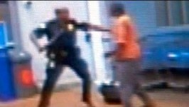 Cop Caught on Video Beating Man in Walmart Over A Tomato