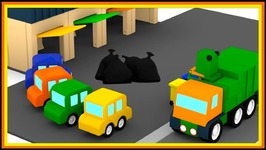 rubbish video cartoon cars compil