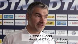 Audi - The perfect DTM opener - Ekstrm gets sweet treats
