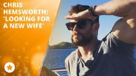 Chris Hemsworth shuts down break up rumors