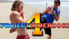 Project Underdogs Ep 4 - Kickboxer  Rocky