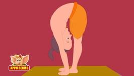 Learn Yoga - Adho Mukha Shvanasana