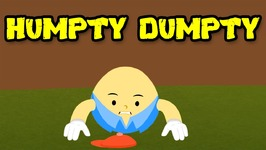 Humpty Dumpty - Popular And Famous Nursery Rhymes