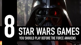 8 Star Wars Games You Should Play Before Force Awakens