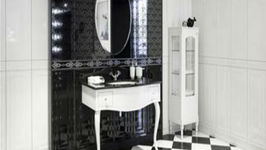 TOP 10 TIPS FOR STYLING A MONOCHROME BATHROOM