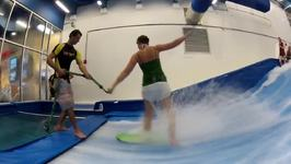 Flowrider Wipeouts