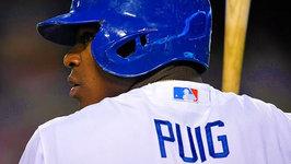 Yasiel Puig's Top 5 Dodgers Plays