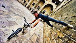 Bike Parkour 2.0 - Streets of Barcelona