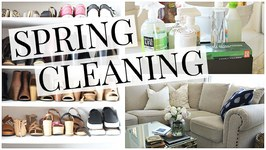 Spring Clean With Me - Natural Home Products
