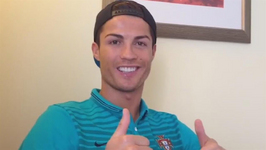 Ronaldo Posts Video After Breaking Social Media Record