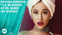 Ariana Grande: 'Call her by her name!'