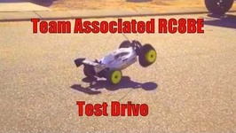 Team Associated RC8BE Lipo Upgrade