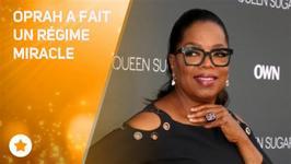 Oprah Winfrey nous explique ses secrets minceur
