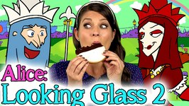 Alice Through the Looking Glass - Part 2 - Story Time with Ms. Booksy at Cool School