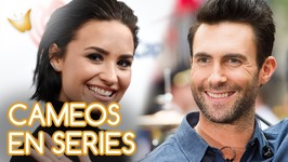 Demi Lovato, Adam Levine y los mejores cameos de famosos en series