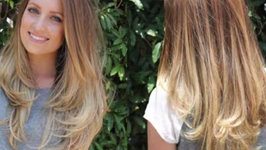 Going Lighter: Ombre & Balayage