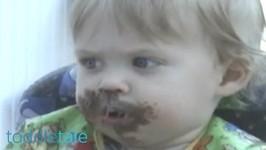 Baby Birthday Cake  Babies And Food