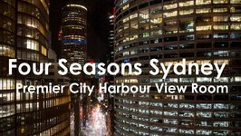 Four Seasons Sydney Premier City Harbour Room