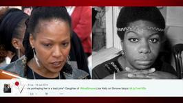 Nina Simone's Daughter Defends Zoe Saldana