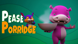Pease Porridge  Popular Nursery Rhymes