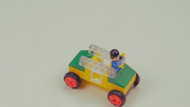 Lego Racing Car