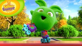 Cartoons for Children - Sunny Bunnies 119 - Colour Mixer