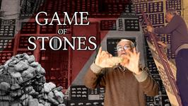 Game of stones: Rock hard shapes with a story