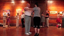 New York City - Tango Class At The Consulate General Of Argentina