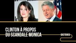 Bill Clinton et Monica Lewinsky - Karl Zro