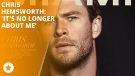 Chris Hemsworth: 'Wow this is what life is about'
