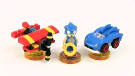LEGO Dimensions Sonic The Hedgehog Level Pack Set UNBOXING  Review