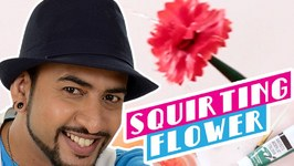 Mad Stuff With Rob  Funny Flower Prank- DIY For Children